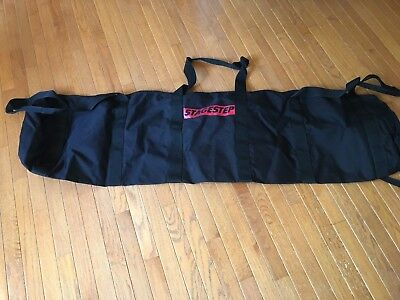 Stage step dance bar travel storage bag.  New condition.