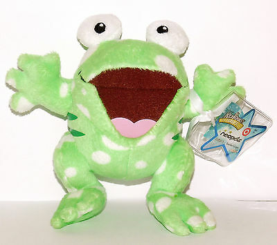 NEW SPECKLED QUIGGLE Neopets Series 4 Plush Unused Code NEW