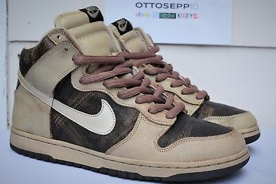 uk availability cf0f1 8a662 11 2003 NIKE DUNK High Grunge Pack premium pro sb low 308348 221