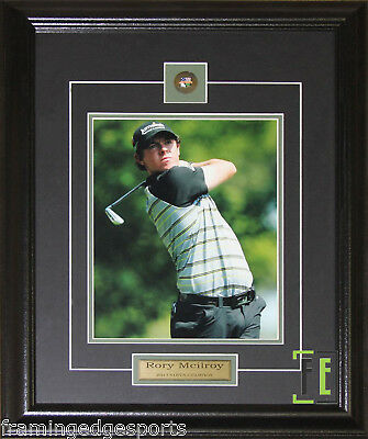 Rory McLlroy Professional Golfer 8x10 Photograph Framed (SP923F)