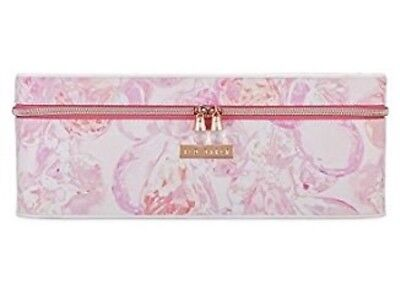 Ted Baker Majestic Marvels Floral Vanity Box Cosmetic Case