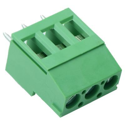 5 x 3 Way PCB Terminal Block Connector 5.08mm 20A