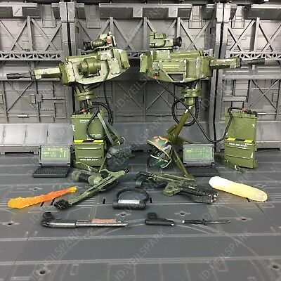 """NECA 2017 Aliens USCM Arsenal Accessory Weapons Pack Deluxe Marines 6"""" 7"""" Scale"""