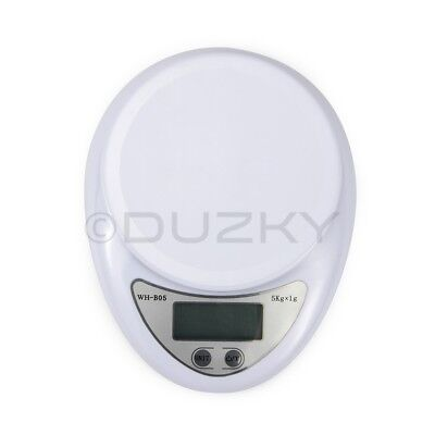 5kg Digital Electronic Kitchen Postal Scales Postage Parcel Weighing Weight