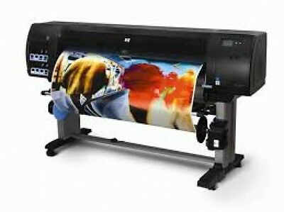 "Hp Z6100 60"" Printer Plotter Photo Design Poster Canvas Backlit Wide Format"
