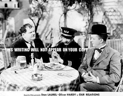 QUALITY Laurel and Hardy in Our Relations (1936) ART PRINT/PHOTO - LOBBY CARD
