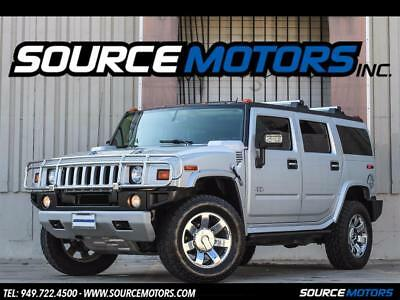 2009 Hummer H2 Luxury 2009 Hummer H2 Luxury, Leather, Navigation, DVD, Power Steps, Special Silver Ice