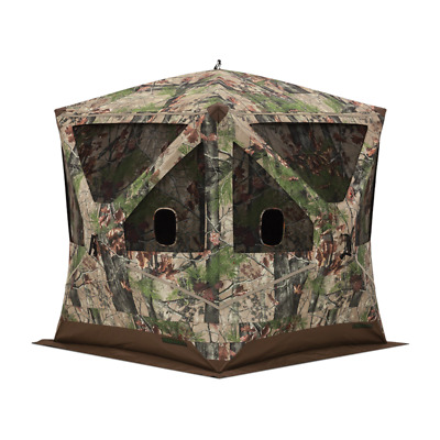 Barronett Big Ox Tough Blind BX350BW Blind Backwoods Camo