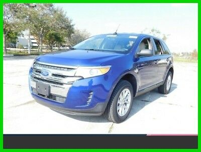 2014 Ford Edge SE 2014 SE Used Certified 3.5L V6 24V Automatic Front Wheel Drive SUV