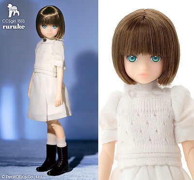 PetWORKs Sekiguchi CCS ruruko doll 15SS from Japan F/S