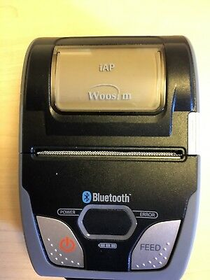 Woosim wsp-r241 paypal here compatible receipt printer - for use with paypal her