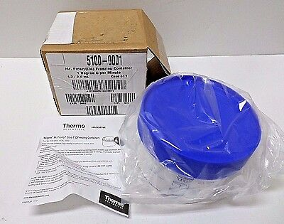 Thermo Scientific 5100-0001 Mr. Frosty Nalgene Cryo Freezing Container 18-Tubes