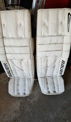 Bauer Reactor Senior 1000 Sr Goalie Pads 34+1