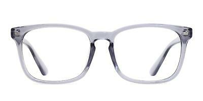 TIJN Unisex Non-prescription Glasses Frame Clear Lens Eyeglasses