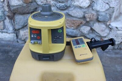 Topcon Rl-Vh3D Self Leveling Rotary Laser Level,