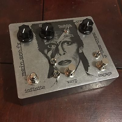 MAIN ACE FX Space Invader Delay. Brand New. Authorised Aussie Dealer!