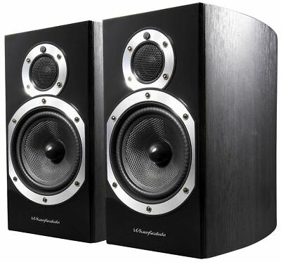 Wharfedale Diamond 10.1 Bookshelf Speakers Blackwood-1 Year Warranty