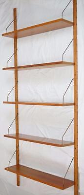 MODERN DANISH DESIGN - TEAK  WALL-UNIT SYSTEM - Wegner Era