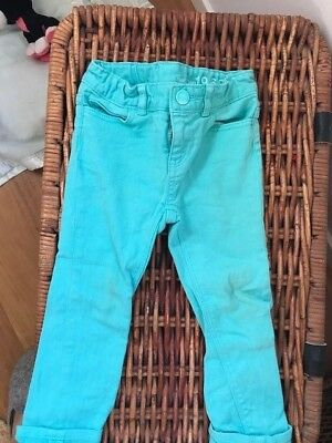 Girls Baby gap jeans, size 3