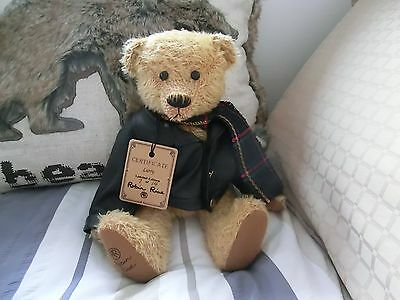 Robin Rive Bear Larry Mohair Only 14 Made Personally Signed By Robin Rive