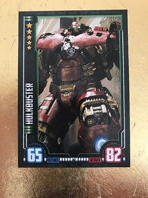 Hero Attax 2016-Marvel Cinematic Universe #167 Hulkbuster