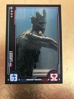 Hero Attax 2016-Marvel Cinematic Universe #148 Groot