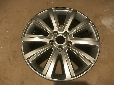 "Amarok Durban 18""  Alloy Wheel As New"