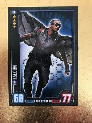 Hero Attax 2016-Marvel Cinematic Universe #196 Falcon