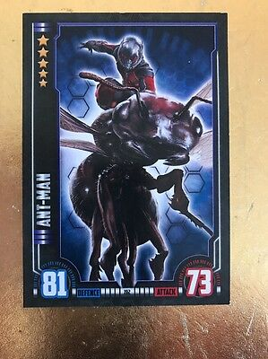 Hero Attax 2016-Marvel Cinematic Universe #192 Ant Man