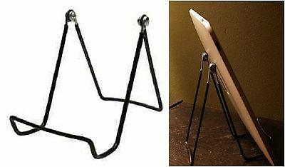 2 Set Book Holder Display Stand Treadmill Reading Recipe Music Desk Stand Wire