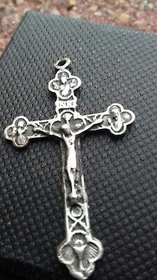 post medieval silver Cross
