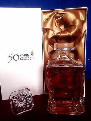 Johnnie Walker Diageo Hill Street 50th Anniversary Decanter. Johnnie Walker 1820