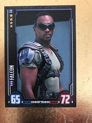 Hero Attax 2016-Marvel Cinematic Universe #136 Falcon