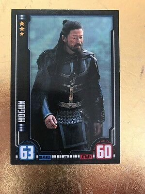 Hero Attax 2016-Marvel Cinematic Universe #120 Hogun