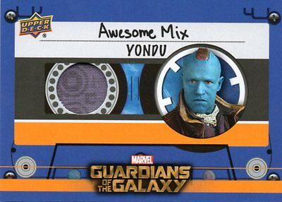 2017 Walmart Guardians of the Galaxy Vol 2; Awesome Mix Relic; RTR-4 Yondu