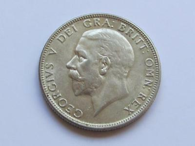 George V - 1928 Florin (two shillings) - Very good collectable coin