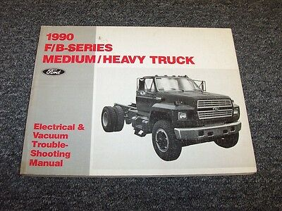 1997 Ford F700 F800 B800 Ft900 Cab Medium Truck Electrical Wiring. 1990 Ford F600 F700 F800 B600 B700 Electrical Wiring Vacuum Diagram Manual. Wiring. 97 F800 Wiring Schematic At Scoala.co