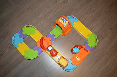 Vtech - Circuit de trains Tchou Tchou Bolides - P'Tit Circuit Train