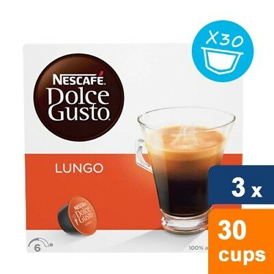 Dolce Gusto - Lungo XL - 3 x 30 cups
