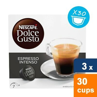 Dolce Gusto - Espresso Intenso XL - 3 x 30 cups
