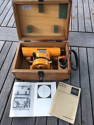 Carl Zeiss Automatic Builders Level