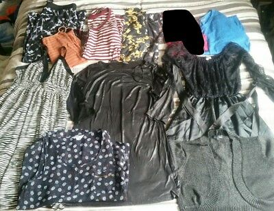 Ladies Bundle Of Clothes - Size 14 UK - Over 10 Items