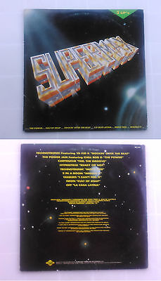 Supermax   Max Music 2 x LP EDITION 1990  Euro House  Hip-House Synth-pop