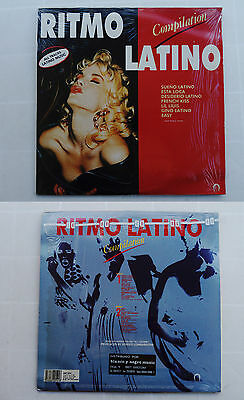 Ritmo Latino Compilation  LP MIXED  ITALY EDITION 1989  Italo House