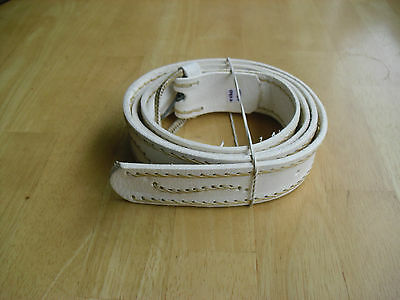 New Men's Real Leather Belt Argentina 1.20 mt Vintage