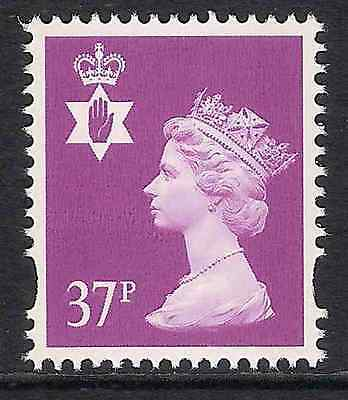 Northern Ireland 1997 NI82 37p photo. 2 bands MNH