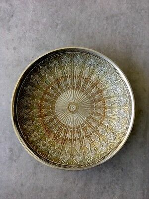 Middle-Eastern Metal Tray