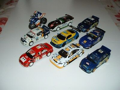 Scalextric Joblot Of Vehicles 1:32 Missing Parts