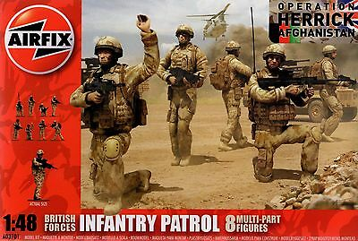 Airfix 3701 Infantry Patrol  British Forces
