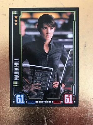 Hero Attax 2016-Marvel Cinematic Universe #102 Maria Hill